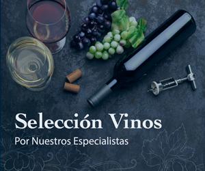 Seleccion de vinos por nuestros espacialistas Gavinoven