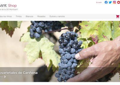 La DO Montsant estrena tienda online